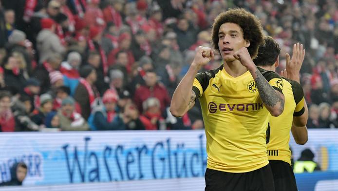 Witsel et Dortmund sont toujours invaincus en Bundesliga.