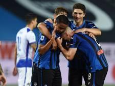 Voetbal vandaag | Blaast Atalanta titelstrijd nieuw leven in bij Juve?