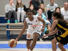 Cornelia Fondren nog een jaar bij basketbalsters Batouwe