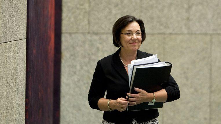 Oud-Kamervoorzitter Gerdi Verbeet Beeld anp