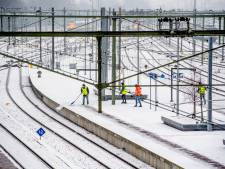 LIVE | Sneeuw zorgt voor veel ongelukken, flinke files in de avondspits