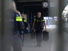 Verdachte koffer onderzocht op station Enschede