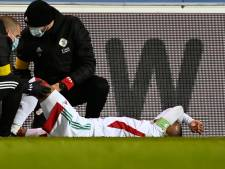 Le capitaine d'OHL Frédéric Duplus victime d'une fracture du tibia