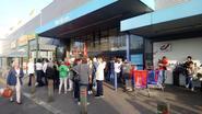 Personeel houdt Carrefour aan Bredabaan dicht