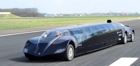 Superbus Wubbo Ockels niet naar pretpark door fraudezaak