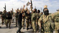 Assad krijgt IS-gevangenen voorlopig niet in handen