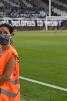 Charleroi prolonge le port du masque et offre des perspectives pour la culture et le Sporting