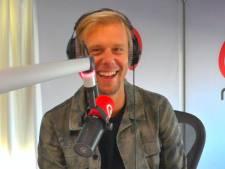 Armin van Buuren vierde vakantie... op de camping