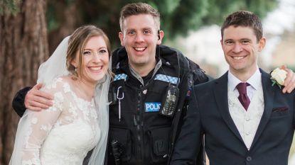 Koppel moet wegduiken voor politieachtervolging tijdens nemen trouwfoto's in Oxford