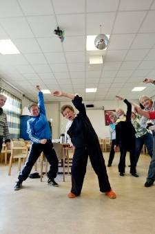 Actieve Ontmoeting houdt ouderen in beweging in Borne