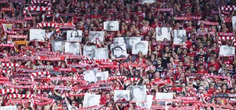 Overleden fans maken Bundesligadebuut Union Berlin toch een beetje mee