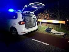 Agent trekt wapen bij arrestatie vluchtende Duitser na achtervolging en crash in Aalten