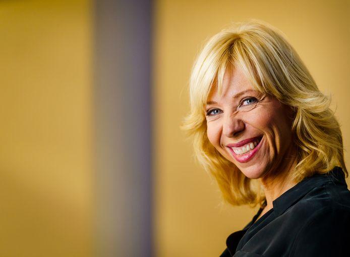 Claudia de Breij is een van de cabaretiers die haar stem laat horen.