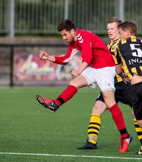 Uitslagen amateurvoetbal Zwolle e.o. 24 maart