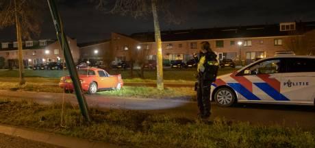 Bestuurder onder invloed aangehouden na botsing tegen lantaarnpaal in Soest