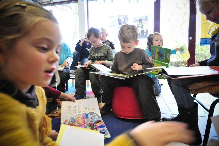 De bibliotheek van Rumst wil kinderen aanmoedigen om meer te lezen