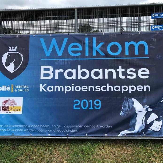 Zaterdag en zondag worden in Zijtaart de Brabantse kampioenschappen paardensport gehouden.