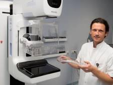 Maken van borstfoto minder pijnlijk door aanpassing röntgenapparaat; ETZ in Tilburg heeft primeur