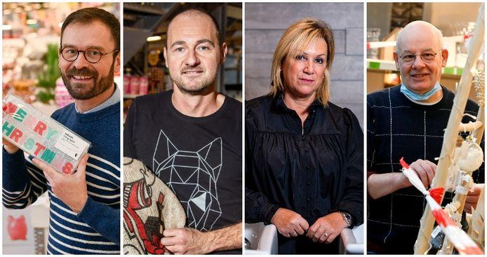 Deze vier ondernemers reageren op de heropening van de winkels.
