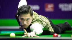 Chinees tekent voor 134ste maximumbreak in snookerhistorie