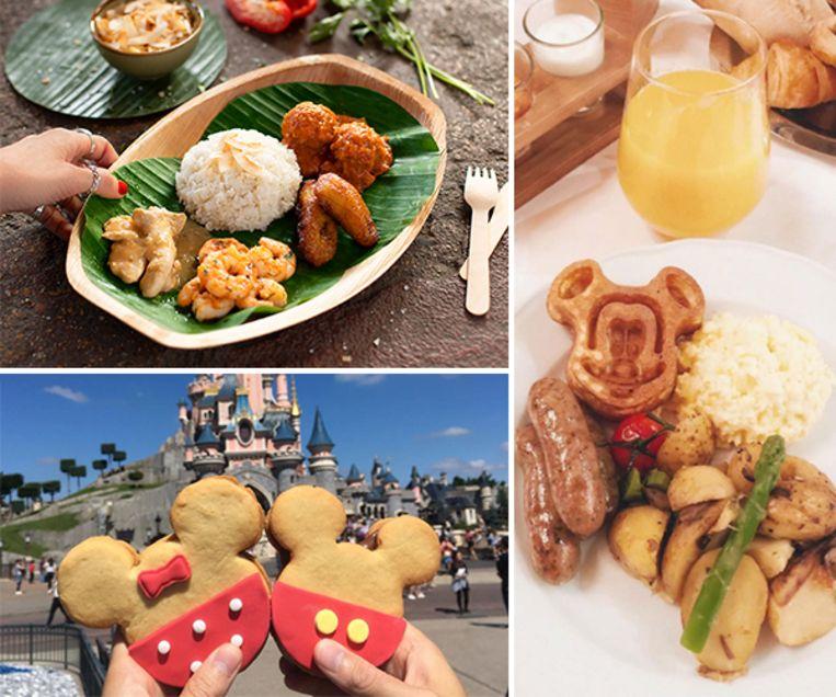 African Platter, Mickey's zoetigheden & Mickey's wafels