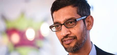 Le patron de Google en visite à Molenbeek