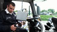 Vrachtwagens overladen: 2.800 euro aan boetes uitgeschreven