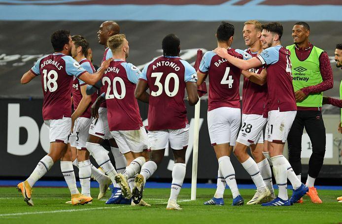 West Ham a notamment été touché