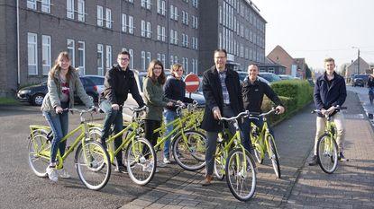 't Klavertje krijgt 3.500 euro voor fietsenstalling