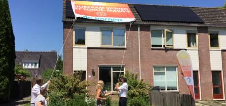 Woning in Appeltern krijgt als duizendste zonnepanelen