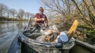 Jean-Marie Galloo is de 'Mooimaker op het water'