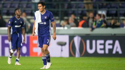 """De liefde was groot, maar na zeven jaar gaan Anderlecht en Najar uit elkaar: """"Hij had het kunnen maken in topcompetitie"""""""