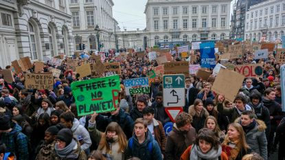 Ook in Brussel veel volk verwacht op grote klimaatmars van 15 maart