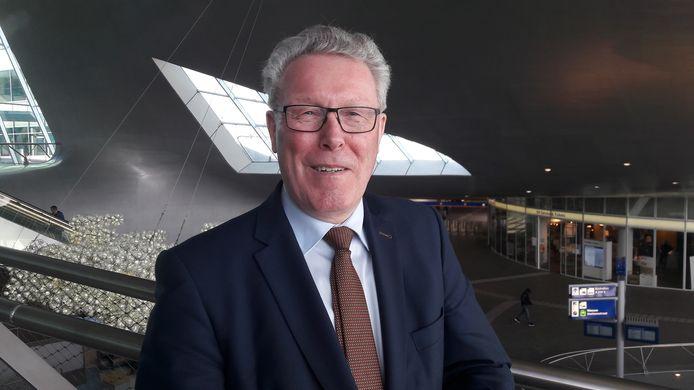 Verantwoordelijk Gedeputeerde Jan Markink (VVD)