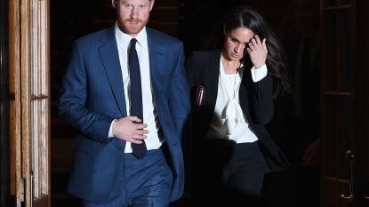 Vliegverbod over Windsor: Meghan en Harry bannen vliegverkeer op trouwdag