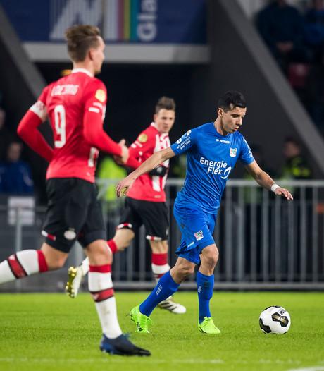 NEC brengt PSV aan het wankelen