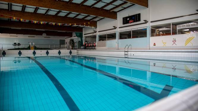 """Zwembad Olympos opent opnieuw de deuren: """"19 december vroegst haalbare datum"""""""