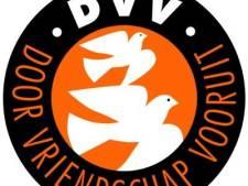 Drie punten in mindering voor zaterdagteam DVV