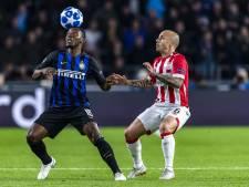 PSV'er Angeliño debuteert in selectie Jong Spanje