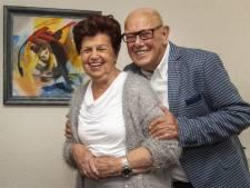 Diamanten paar uit Haaksbergen: 'Een feestje bouwen daar houden we ontzettend van'