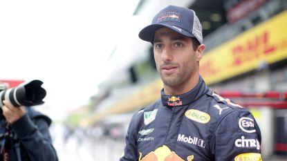 Daniel Ricciardo dicht bij nieuwe deal met Red Bull