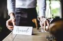 Een tafel vrij houden voor mensen die niet komen opdagen: heel irritant voor ondernemers.