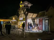 Daders plofkraak Jumbo in Westervoort gefilmd, beelden ravage gedeeld op internet