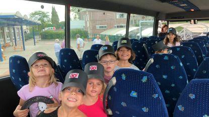 Nieuwe schoolbus voor GO! Campus Herzele