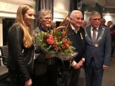 Lintje Wierdenaar Weiden voor zijn vele vrijwilligerswerk