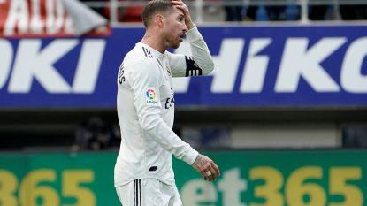 """Sergio Ramos reageert op dopingbeschuldigingen: """"De waarheid is verdraaid, ik onderzoek of ik gerechtelijke stappen kan ondernemen"""""""
