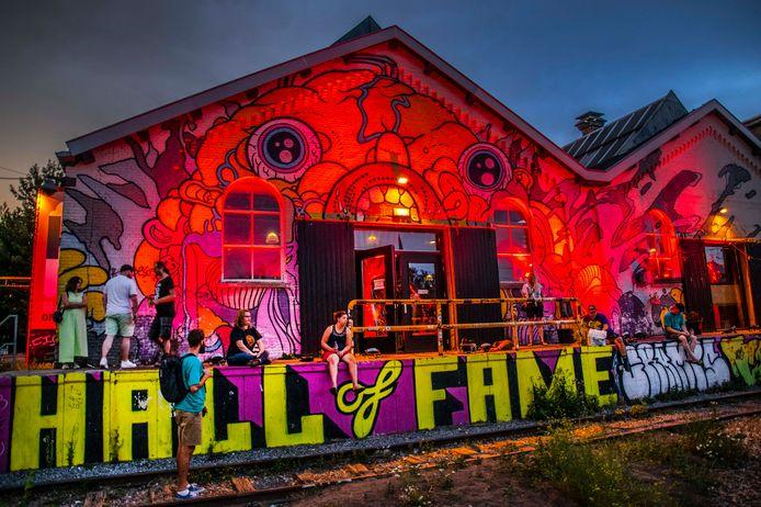 actie #WeMakeEventsHall of Fame Tilburg op ROOD