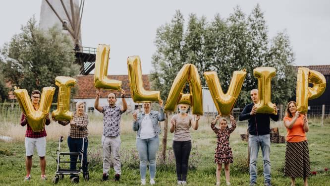 VillaVip bouwt woning voor tien volwassenen met beperking aan Oscar De Clercqstraat in Zingem