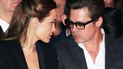 """Coronacrisis doet voogdijstrijd tussen Angelina Jolie en Brad Pitt weer oplaaien: """"Ze houdt de kinderen bewust ver weg van hun vader"""""""
