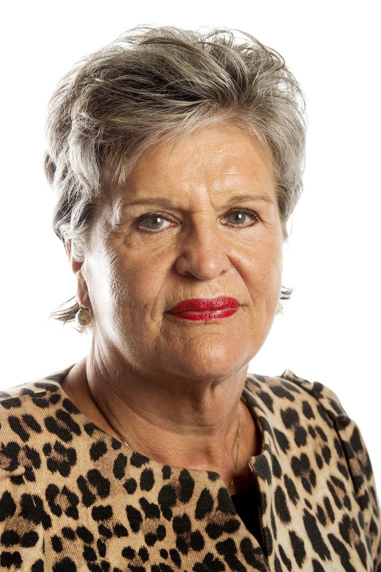 Helmi Hujbregts: nieuw in het VVD-kernteam? Beeld ANP